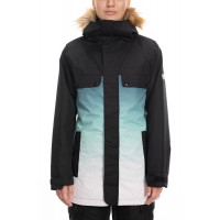 686 Womens Dream Insulated Jacket Black Diamond Sublimation 2020