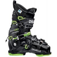 Dalbello Panterra 100 GW Mens Ski Boots Black/Lime 2021