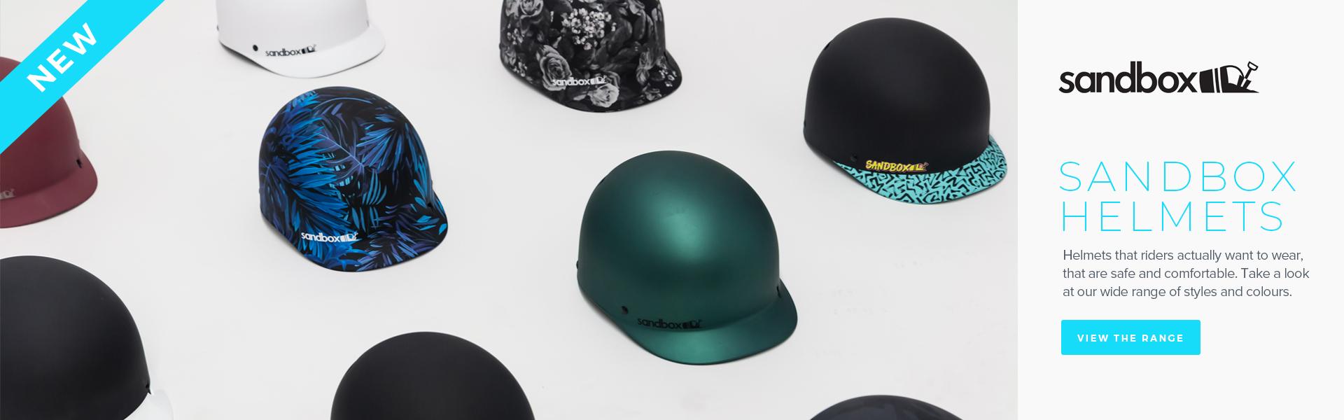 Sandbox Helmets