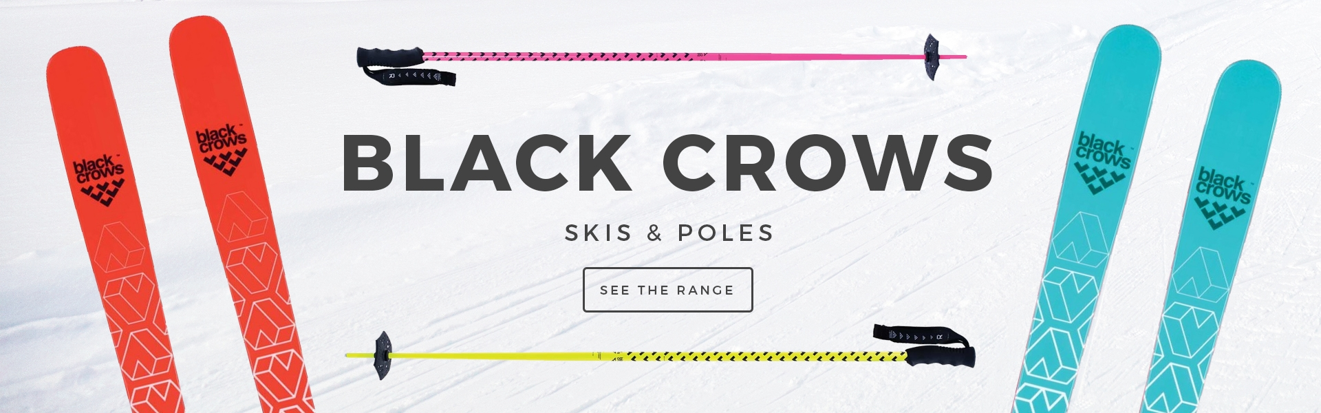 Buy Black Crows Skis and Poles Online