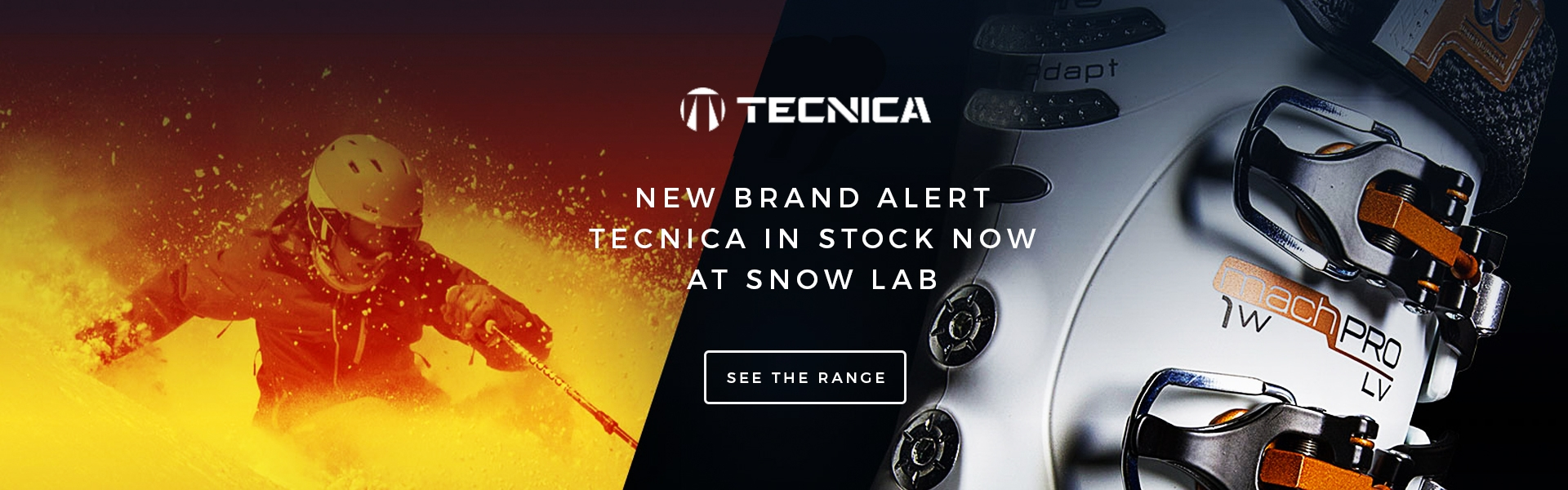 Buy Tecnica Ski Boots and Tecnica Ski Bindings UK
