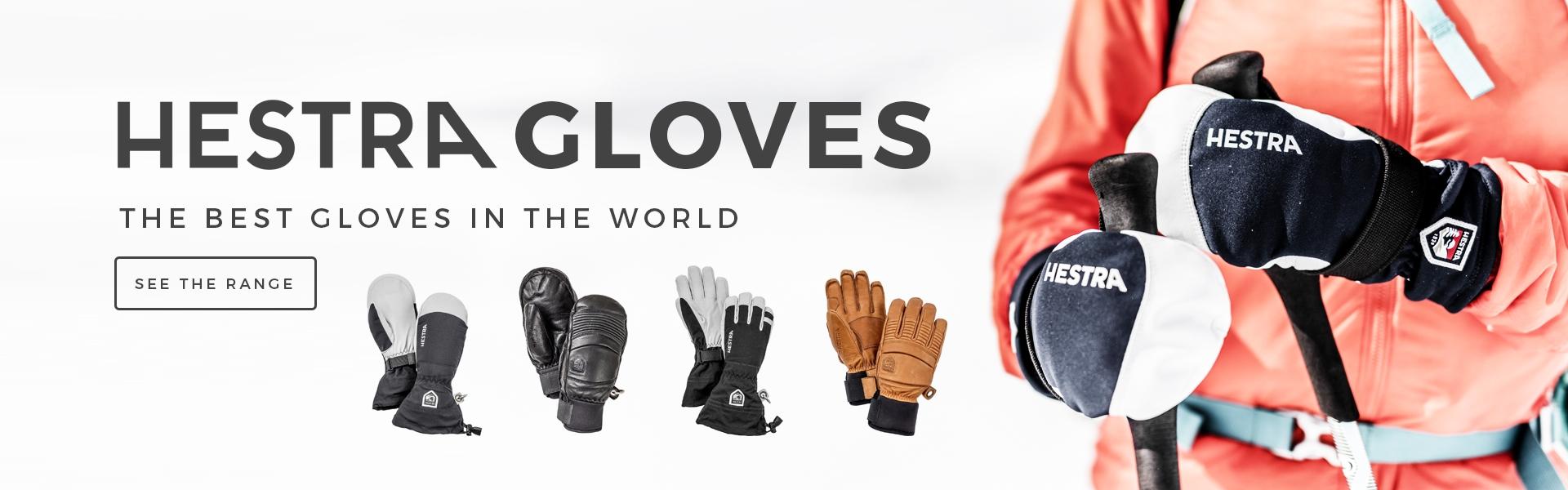 Buy Hestra Gloves Online