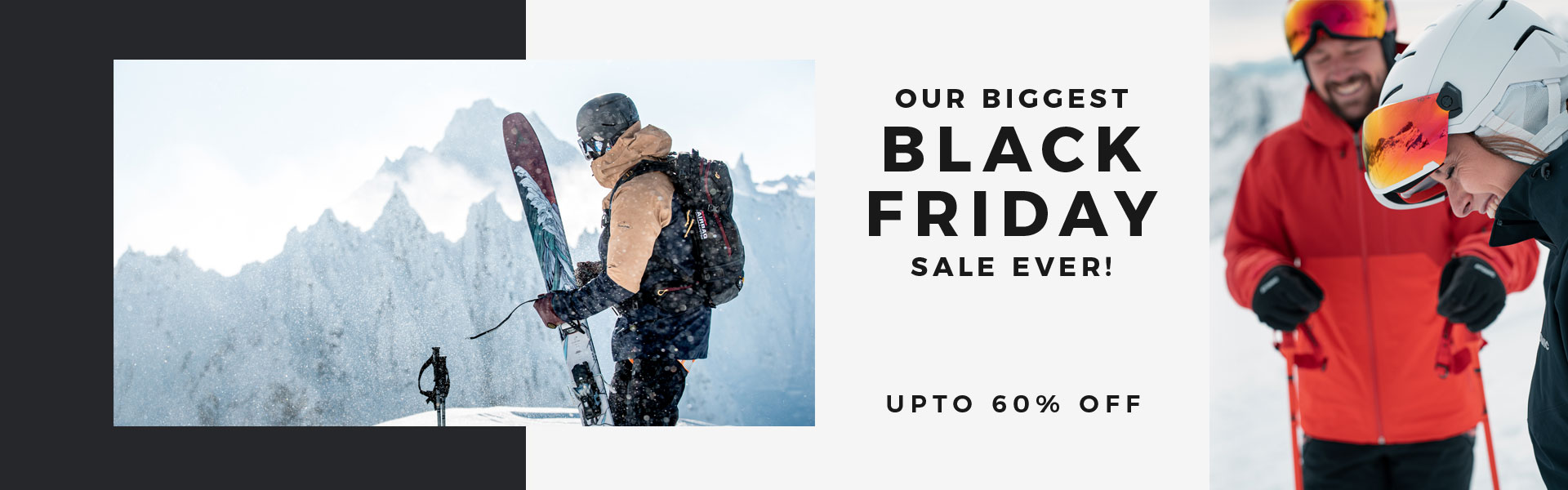 Black Friday Ski & Snowboard Deals
