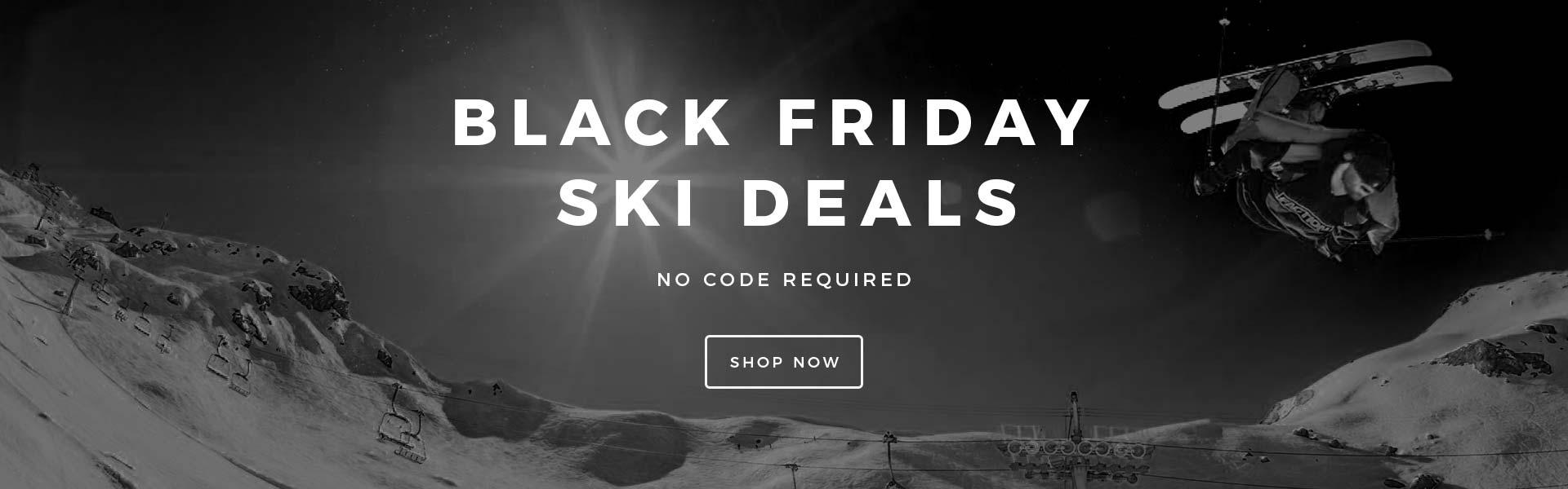 Black Friday Skis Deals