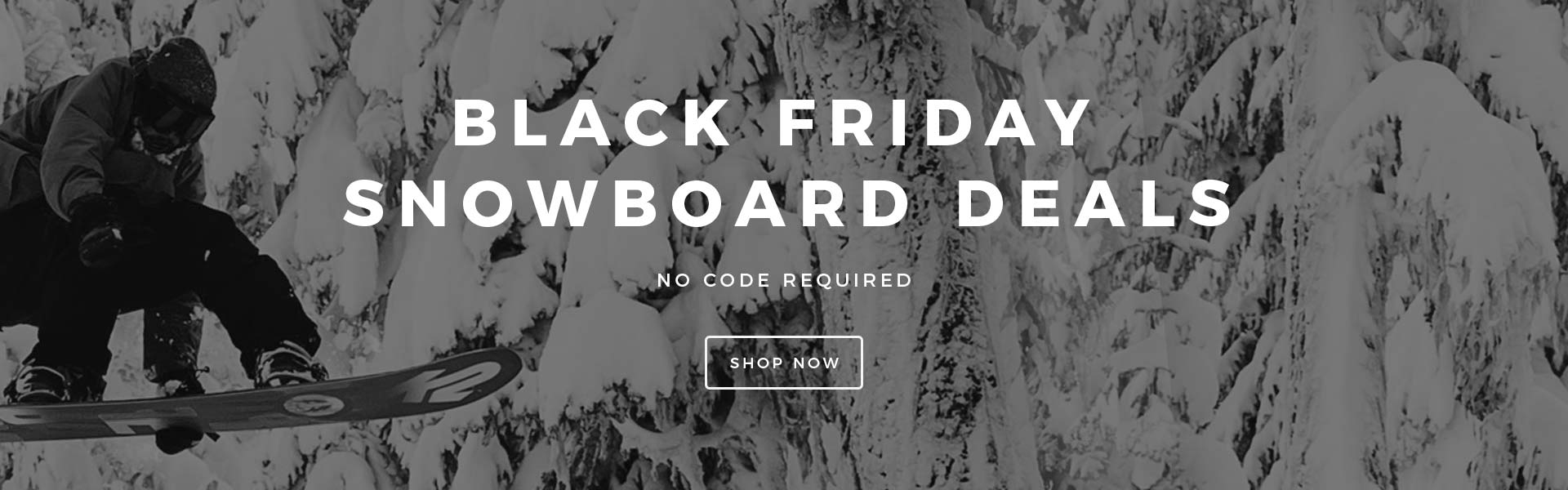 Black Friday Snowboard Deals