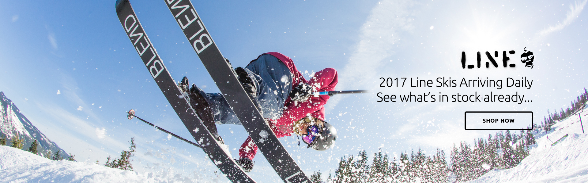Shop Our Ski Department
