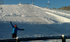 Knockhatch Ski Slope